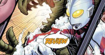 Trials of Ultraman #3 Review