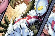 Trials of Ultraman #3