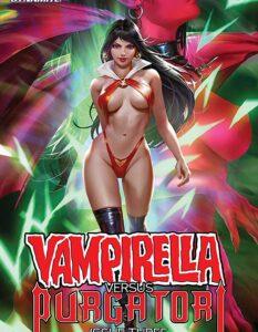 Vampirella vs Purgatori #3