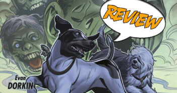 Beasts of Burden: Occupied Territory #2 Review