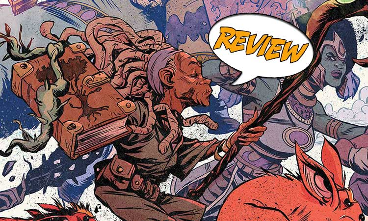 Bitter Root #13 Review