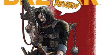 BRZRKR #2 Review