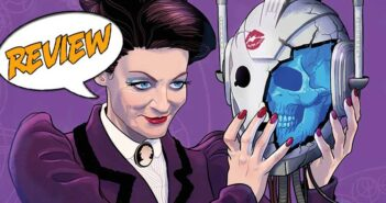 Doctor Who: Missy #2 Review