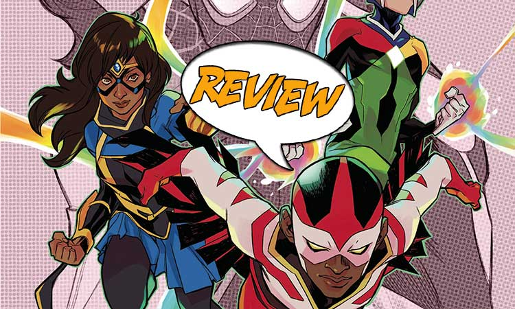 Heroes Reborn: Young Squadron #1 Review