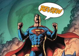 Justice League: Last Ride #1 Review