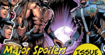 Major Spoilers Podcast #926 Star Trek Legion of Super-Heroes