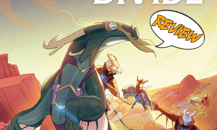 Rangers of the Divide #1 Review