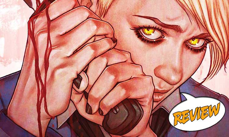 Something is killing the children #16 Review