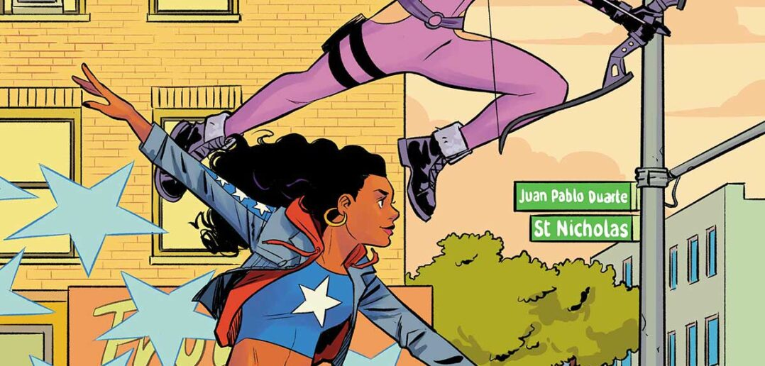 America Chavez Made in the USA #4