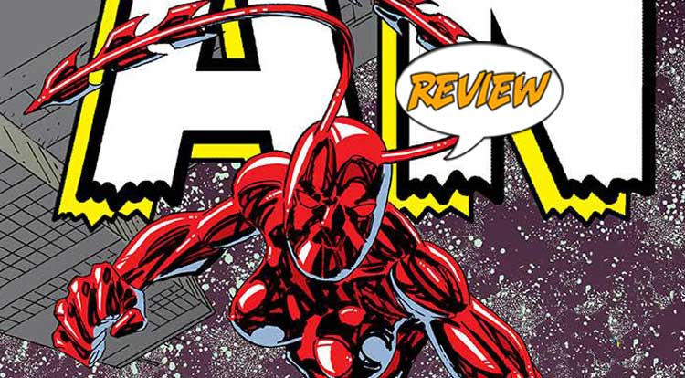 Ant #12 Review