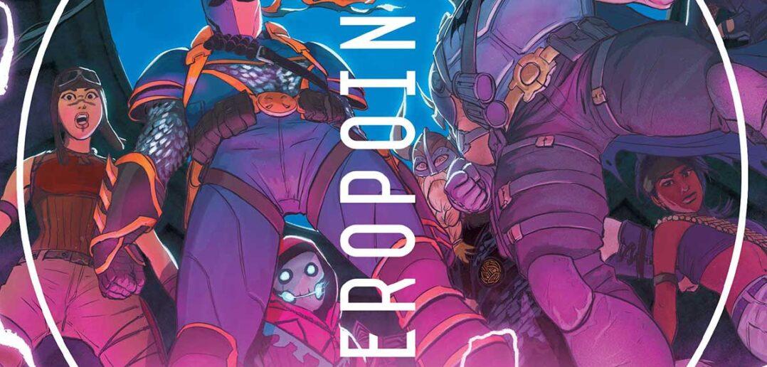 Batman/Fortnite: Zero Point #5