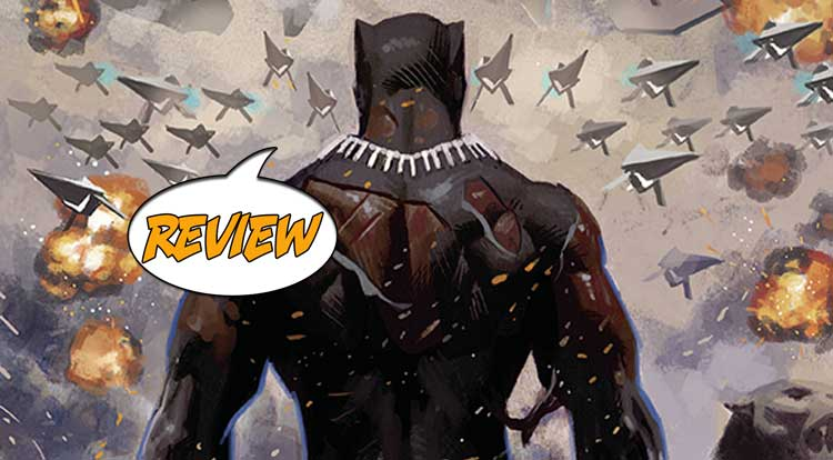 Black Panther #25 Review