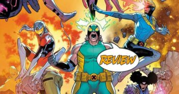 Children of the Atom #4 Review