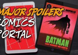 COMICS PORTAL: Will Comics Go Completely Digital?