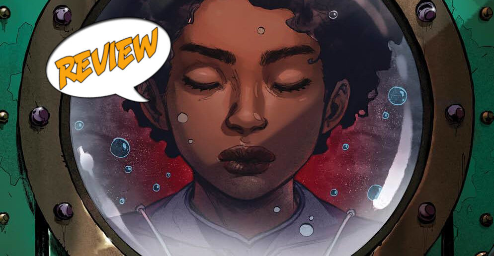 Eve #2 Review