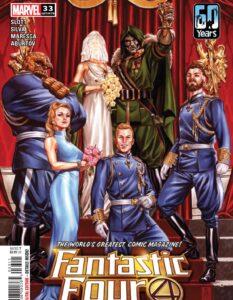 Fantastic Four #33