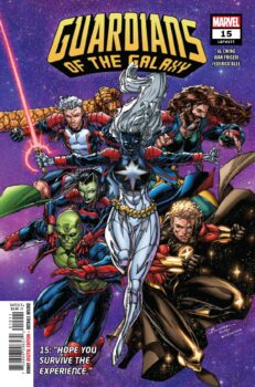 Guardians of the Galaxy #@15