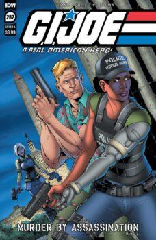 G.I. JOE: A Real America Hero #282
