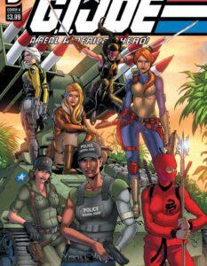 G.I. JOE: A Real American Hero #283