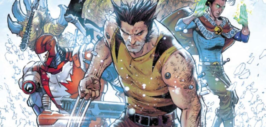 Heroes Reborn: Weapon X and Final Flight #1