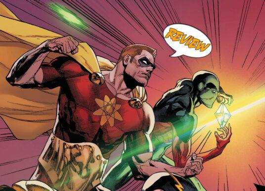 Heroes Reborn #7 Review