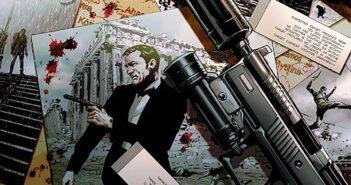 James Bond Agent of Spectre #4