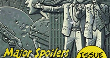 Major Spoilers Podcast #930: Rivers of London Night Witch