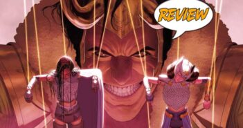 Mighty Valkyries #3 Review