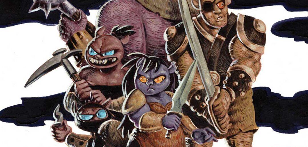 Orcs! #5