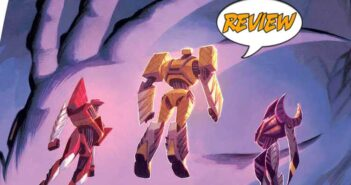 Power Rangers #8 Review