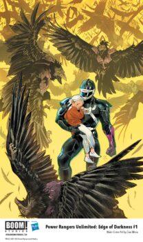 Power Rangers: Unlimited