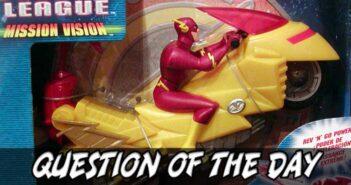 Super Speed or a Super Vehicle QOTD
