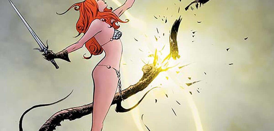 Red Sonja #28