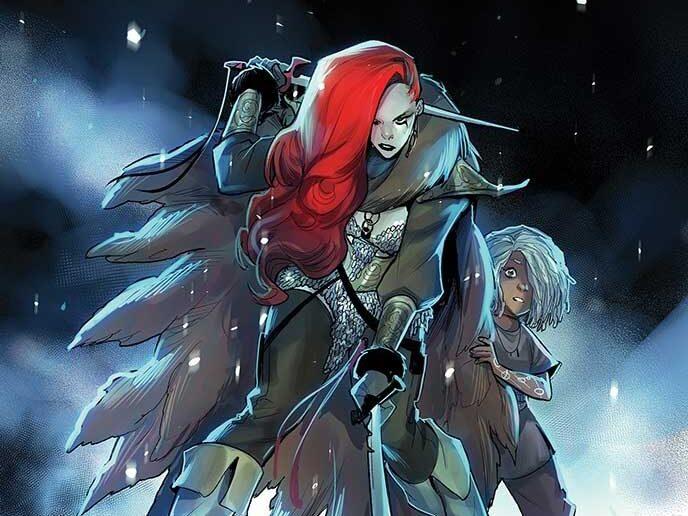 Mirka Andolfo's Red Sonja #1