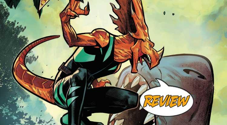 Reptil #2 Review