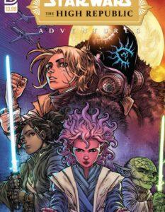 Star Wars: The High Republic #d5