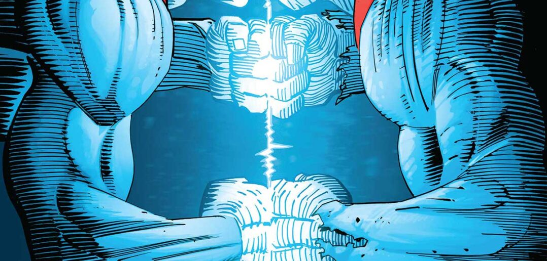 Superman: Red and Blue #4