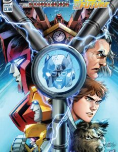 Transformers Back to the Future #4