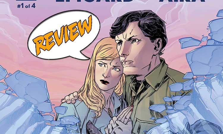 The Secret Land #1 Review