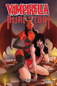 Vampirella vs Purgatori #4
