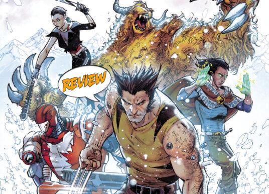 Heroes Reborn: Weapon X & Final Flight #1 Review