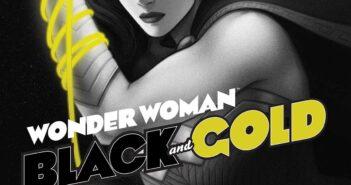 Wonder Woman Black and Gold #1