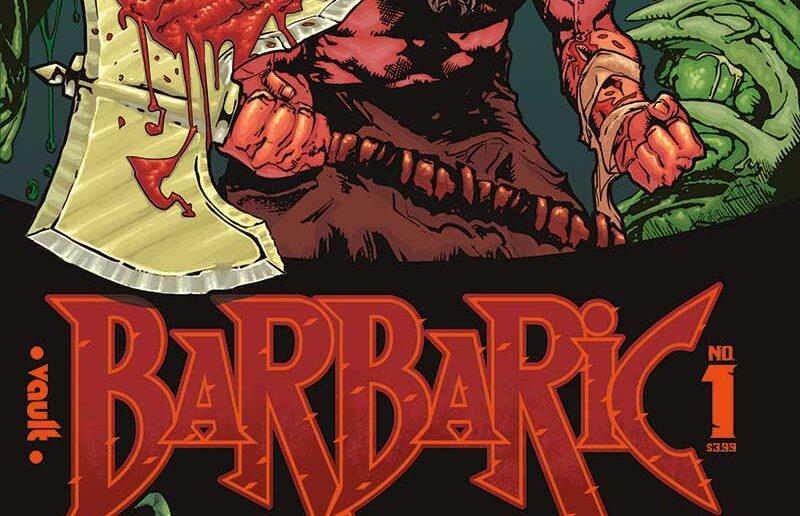 Barbaric #1