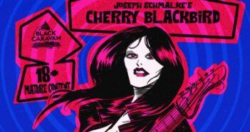Cherry Blackbird