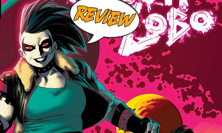 Crush and Lobo #1 Review