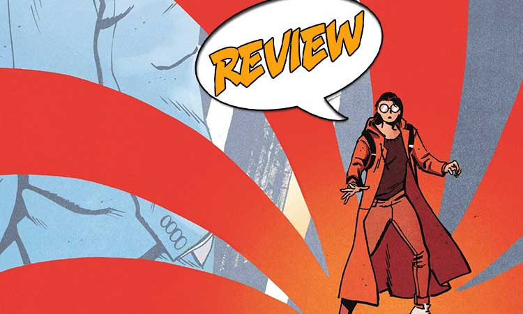 Dead Dog's Bite #4 Review