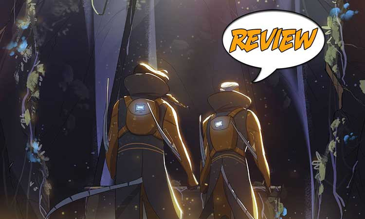 Rangers of the Divide #2 Review