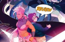 Save Yourself #1 Review