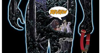 Stray Dogs #5 Review