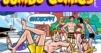 Archie Jumbo Comics Digest #321
